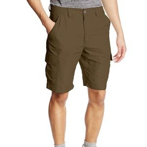 🌟NWT Men's White Sierra Rocky Ridge II Shorts